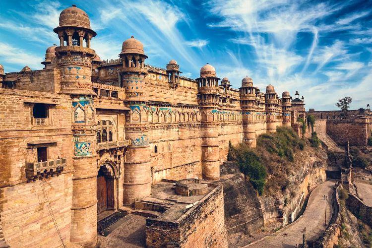 Fuerte de Gwalior, Agra