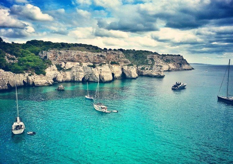 Las mejores islas del mundo. Cala Turqueta, Menorca