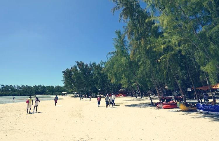 Isla de los Ciervos Isla Mauricio