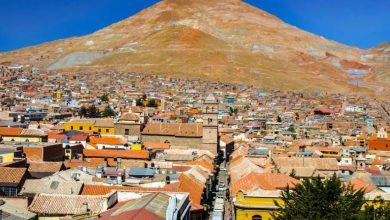 Cerro Rico, Bolivia